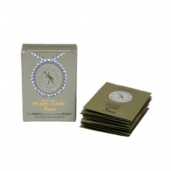 PERFECT PEARL CARE TISSUES - Servetele curatat perle